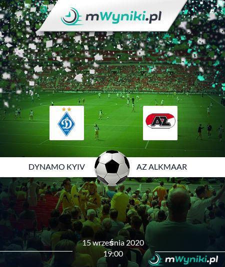 Dynamo Kyiv - AZ Alkmaar