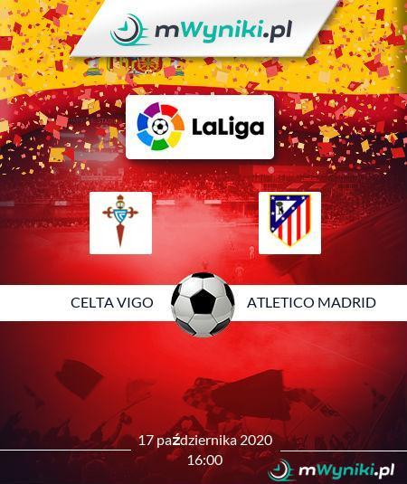 Celta Vigo - Atletico Madrid