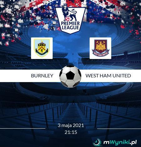 Burnley - West Ham United