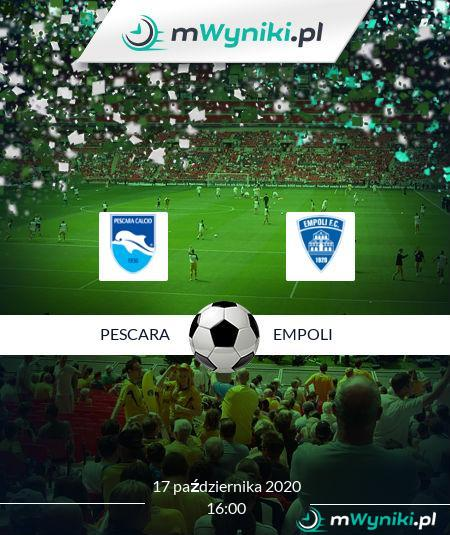 Pescara - Empoli
