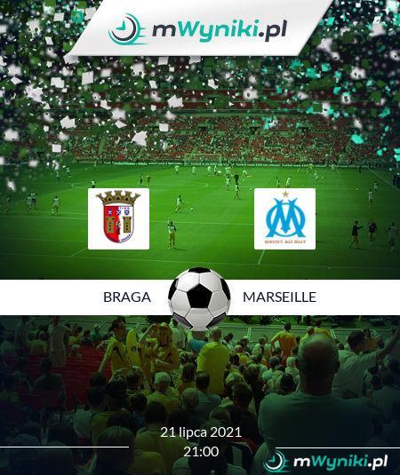 Braga - Marseille
