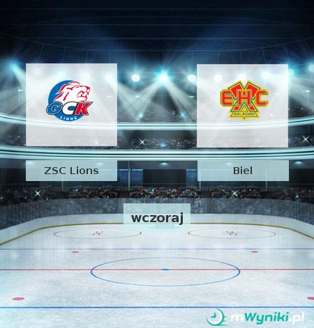 ZSC Lions - Biel