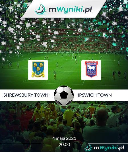 Shrewsbury Town - Ipswich Town