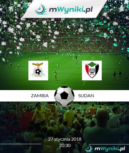 Zambia - Sudan