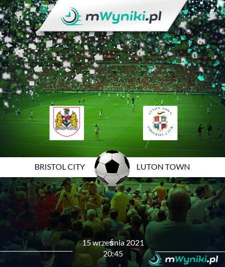 Bristol City - Luton Town