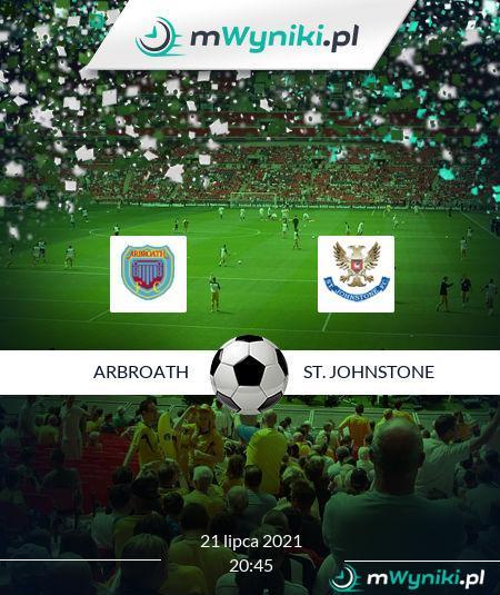 Arbroath - St. Johnstone