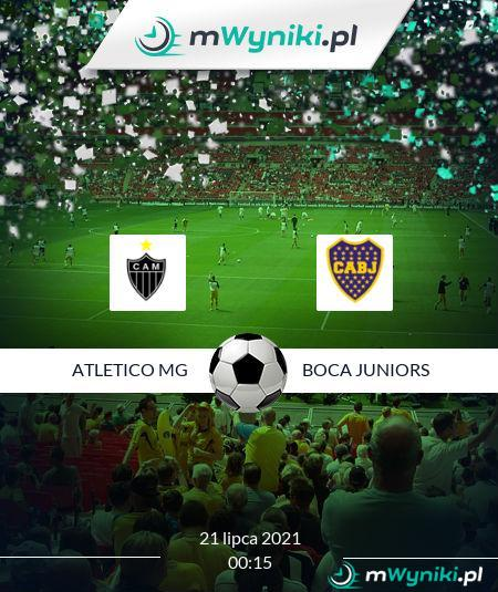 Atletico MG - Boca Juniors