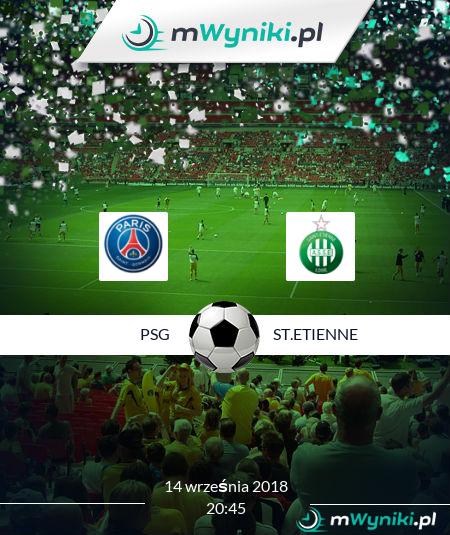 PSG - St.Etienne