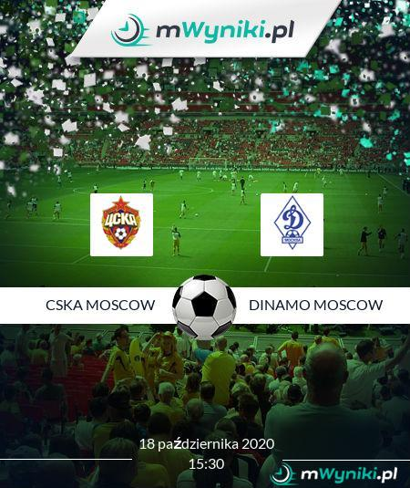 CSKA Moscow - Dinamo Moscow