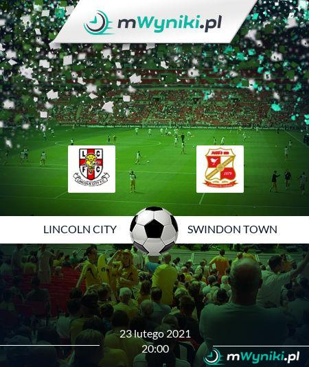 Lincoln City - Swindon Town