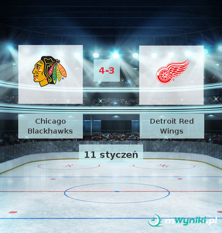 Chicago Blackhawks - Detroit Red Wings