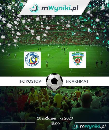 FC Rostov - FK Akhmat