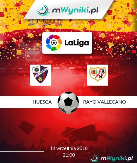 Huesca - Rayo Vallecano