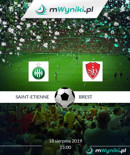 Saint-Etienne - Brest