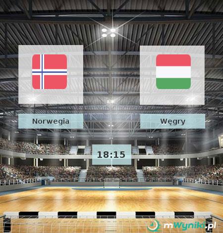 Norwegia - Węgry