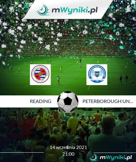 Reading - Peterborough United