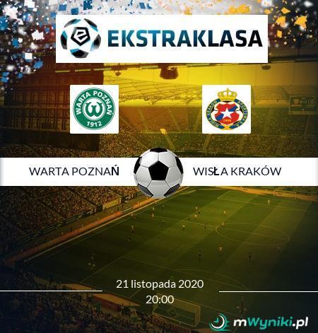 Warta Poznań - Wisła Kraków