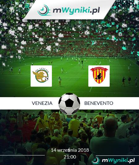 Venezia - Benevento