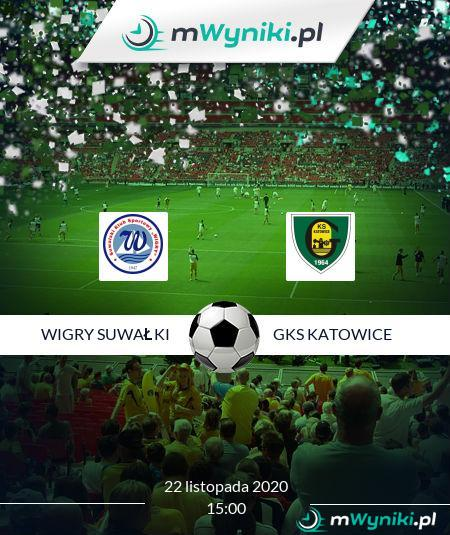 Wigry Suwałki - GKS Katowice