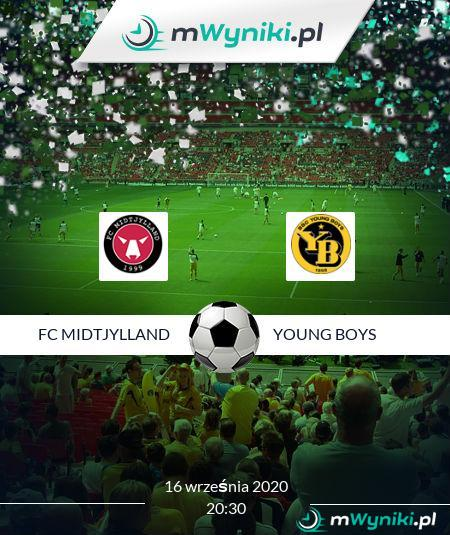 FC Midtjylland - Young Boys