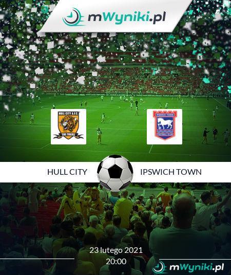 Hull City - Ipswich Town