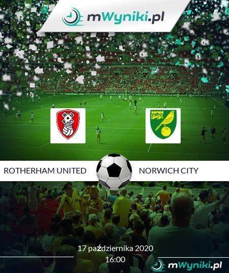 Rotherham United - Norwich City