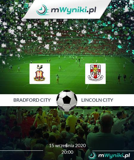 Bradford City - Lincoln City