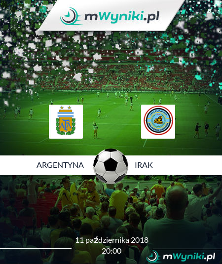 Argentyna - Irak
