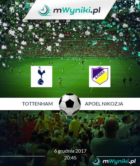 Tottenham - APOEL Nikozja
