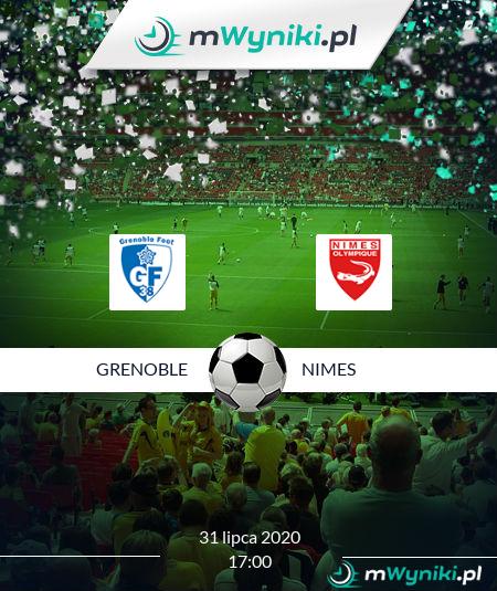 Grenoble - Nimes