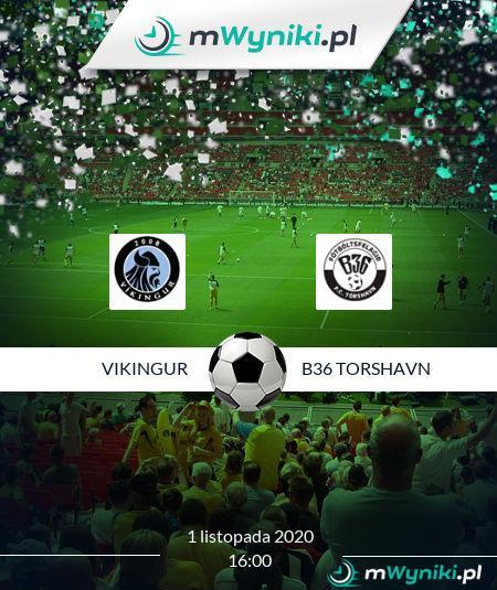 Vikingur - B36 Torshavn