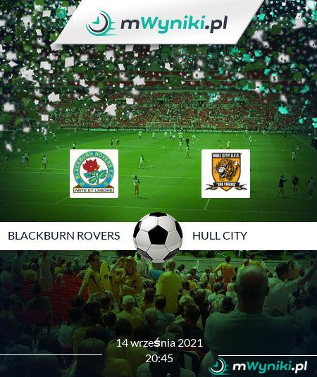 Blackburn Rovers - Hull City