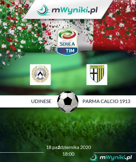 Udinese - Parma Calcio 1913