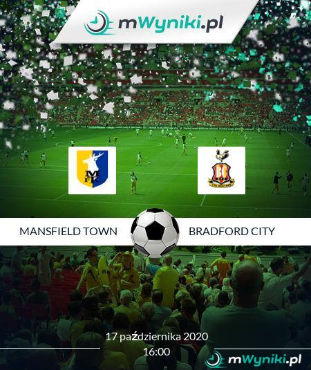 Mansfield Town - Bradford City