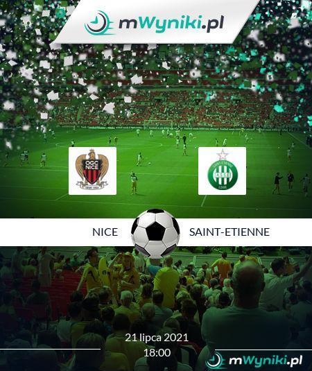 Nice - Saint-Etienne