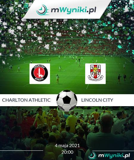 Charlton Athletic - Lincoln City