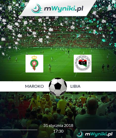 Maroko - Libia