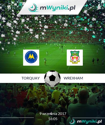 Torquay United - Wrexham