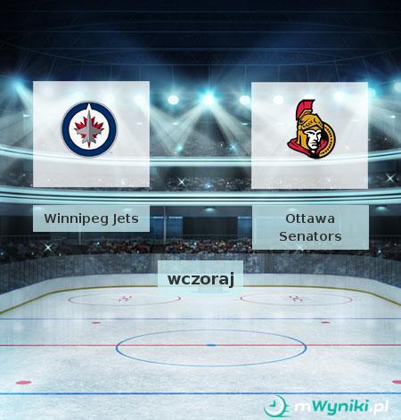 Winnipeg Jets - Ottawa Senators