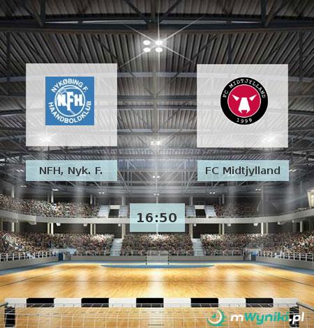 NFH, Nyk. F. - FC Midtjylland