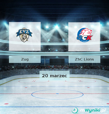 Zug - ZSC Lions