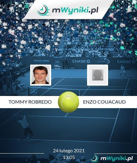 Tommy Robredo - Enzo Couacaud