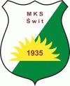 Logo MKS świt Nowy Dwór Mazowiecki