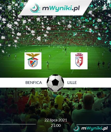 Benfica - Lille