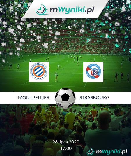 Montpellier - Strasbourg