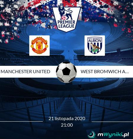 Manchester United - West Bromwich Albion