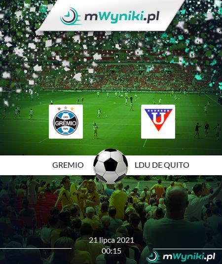 Gremio - LDU de Quito