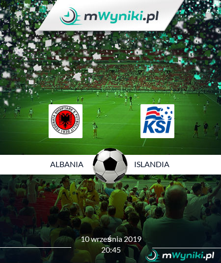 Albania - Iceland