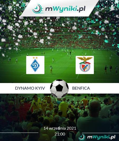 Dynamo Kyiv - Benfica