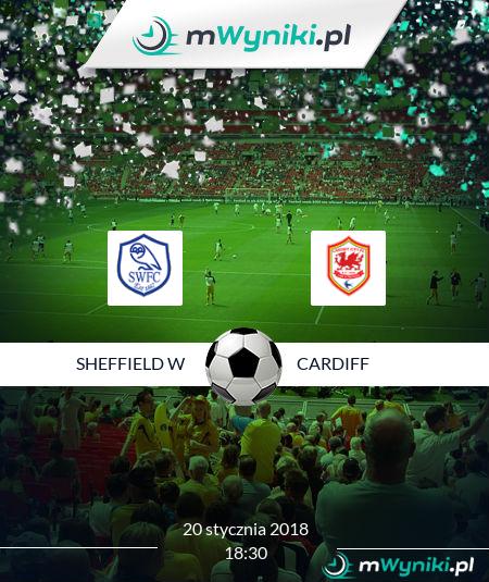 Sheffield W - Cardiff